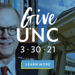 GiveUNC:  A Note from Mike Smith, Dean of the School of Government